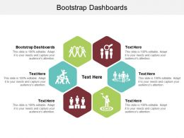 Bootstrap Dashboards Ppt Powerpoint Presentation Show Outline Cpb