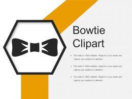 Bowtie Clipart