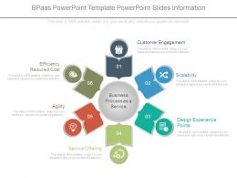 Bpaas Powerpoint Template Powerpoint Slides Information