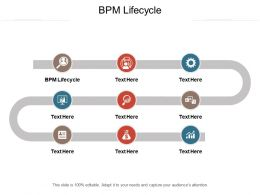 BPM Lifecycle Ppt Powerpoint Presentation Layouts Introduction Cpb