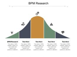 Bpm Research Research Ppt Powerpoint Presentation Pictures Diagrams Cpb