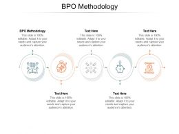BPO Methodology Ppt Powerpoint Presentation File Graphic Images Cpb