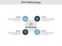 BPO Methodology Ppt Powerpoint Presentation Inspiration Ideas Cpb