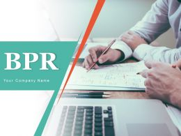 BPR Circular Process Analyse Strategy Business Technology Evaluate Performance