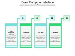 Brain Computer Interface Ppt Powerpoint Presentation Infographic Template Sample Cpb