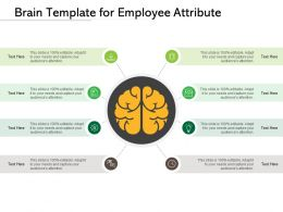 Brain Template For Employee Attribute