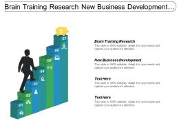 Brain Training Research New Business Development Dynamic Pricing Cpb