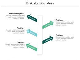 Brainstorming Ideas Ppt Powerpoint Presentation Styles Slide Portrait Cpb