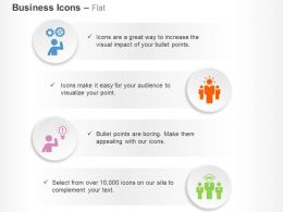 Brainstorming Solution Product Strategy Leadership Ppt Icons Graphics