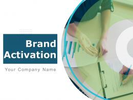 Brand Activation Powerpoint Presentation Slides