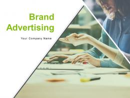 Brand Advertising Powerpoint Presentation Slides