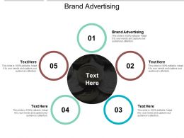 Brand Advertising Ppt Powerpoint Presentation Gallery Background Images Cpb