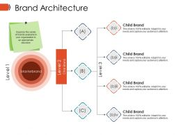 Brand Architecture Ppt Example