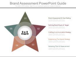 Brand Assessment Powerpoint Guide