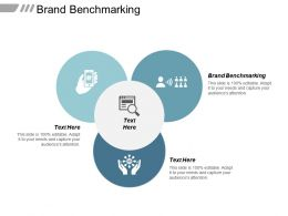 Brand Benchmarking Ppt Powerpoint Presentation Gallery Clipart Images Cpb
