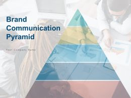 Brand Communication Pyramid Awareness Strategy Product