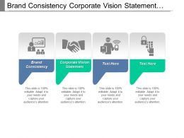 Brand Consistency Corporate Vision Statement Consumer Behaviour Report Cpb
