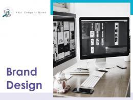 Brand Design Powerpoint Presentation Slides