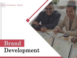 Brand Development Powerpoint Presentation Slides