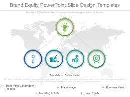 Brand Equity Powerpoint Slide Design Templates