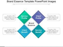 Brand Essence Template Powerpoint Images