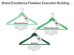 Brand Excellence Flawless Execution Building Foundation Aligning Organization Cpb
