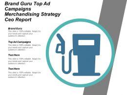Brand Guru Top Ad Campaigns Merchandising Strategy Ceo Report Cpb