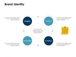 Brand Identity Evolution Ppt Powerpoint Presentation Styles Ideas