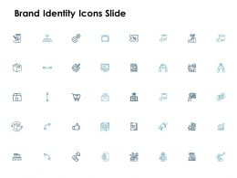 Brand Identity Icons Slide L1171 Ppt Powerpoint Presentation Inspiration