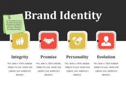Brand Identity Powerpoint Slide Influencers