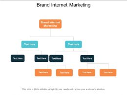 Brand Internet Marketing Ppt Powerpoint Presentation Picture Cpb