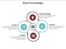 Brand Knowledge Ppt Powerpoint Presentation File Graphics Example Cpb