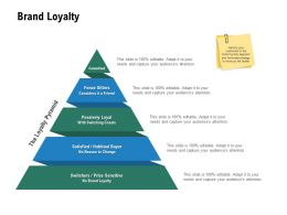 Brand Loyalty Passively Loyal Ppt Powerpoint Presentation Slides Ideas