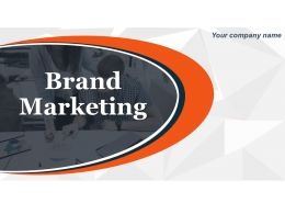 Brand Marketing Powerpoint Presentation Slides