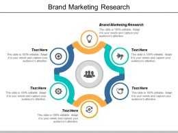 Brand Marketing Research Ppt Powerpoint Presentation Infographics Topics Cpb