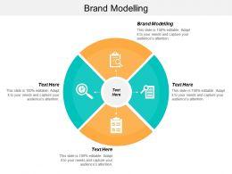 Brand Modelling Ppt Powerpoint Presentation Portfolio Mockup Cpb