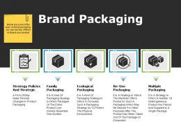 Brand Packaging Powerpoint Slide Designs