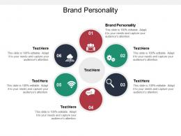 Brand Personality Ppt Powerpoint Presentation Infographics Example Introduction Cpb