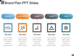 Brand Plan Ppt Slides