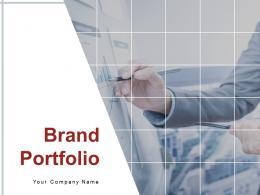 Brand Portfolio Powerpoint Presentation Slides