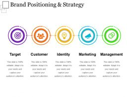Brand Positioning And Strategy Sample Ppt Presentation