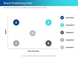 Brand Positioning Chart L2260 Ppt Powerpoint Presentation Portfolio Portrait