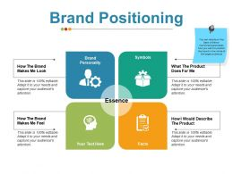 Brand Positioning Example Ppt Presentation
