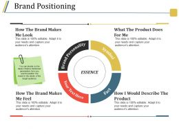 Brand Positioning Powerpoint Themes