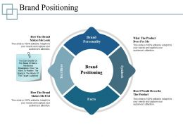 Brand Positioning Presentation Images Template 1