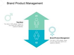 Brand Product Management Ppt Powerpoint Presentation File Show Cpb
