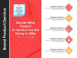 Brand Product Service Powerpoint Slide Presentation Tips