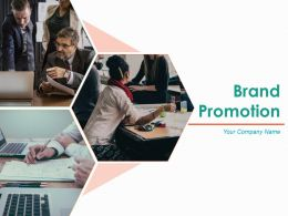 Brand Promotion Powerpoint Presentation Slides
