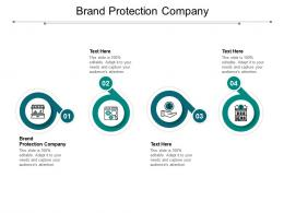 Brand Protection Company Ppt Powerpoint Presentation Portfolio Background Designs Cpb