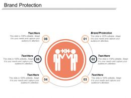 Brand Protection Ppt Powerpoint Presentation File Graphic Images Cpb